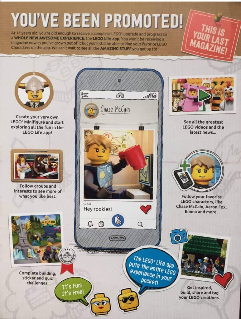 LEGO Life App and The Slow Death of Childhood Play | Brave