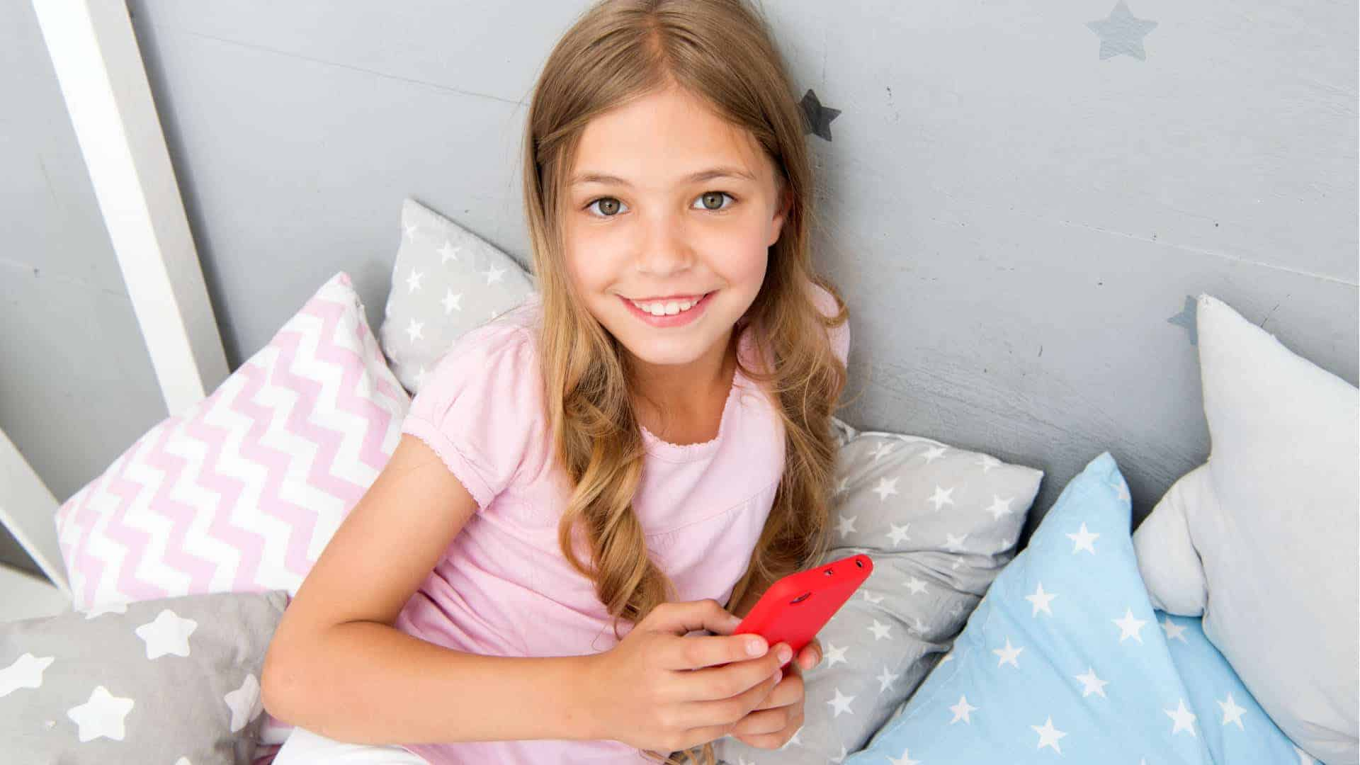 Is Your Child's Smartphone their Best Friend?