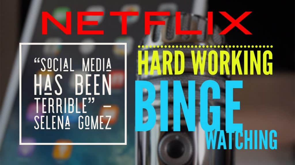 Brave Parenting Podcast Effects of Social Media, Gabb Wireless, Hard Work, Netflix, and Binge Watching
