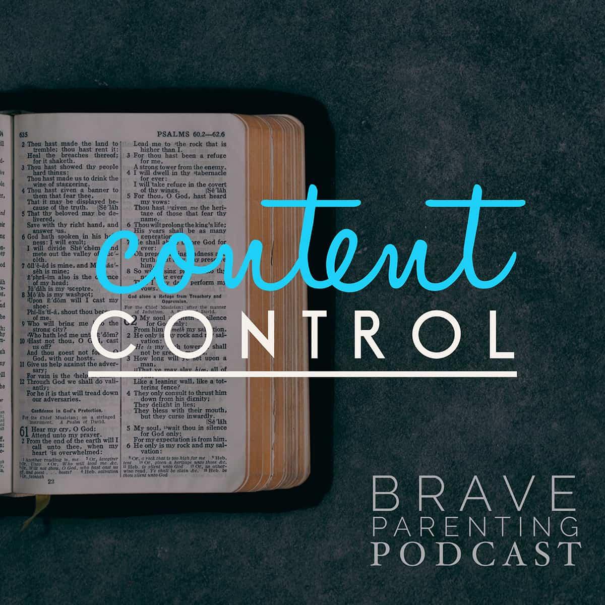 Ep. 66 Content Control